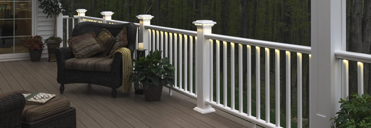 Wood Decking Accessories